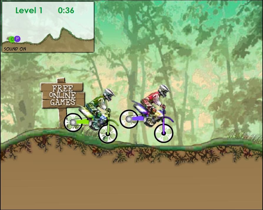 Игра Dirt Bike Championship онлайн