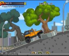 Игра Five Trucks онлайн