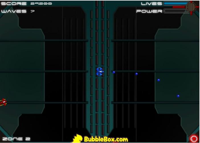Игра Glow Shooter онлайн