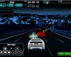 Игра Neon Racing 2 онлайн