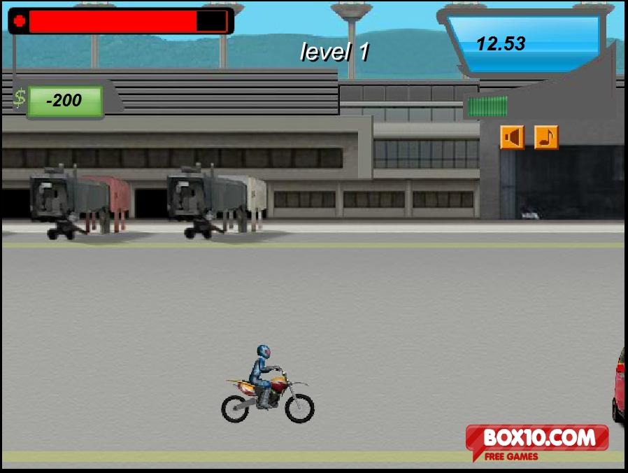 Игра Risky Rider 2 онлайн