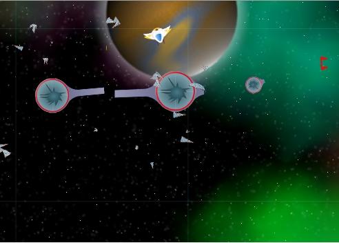 Игра Space онлайн