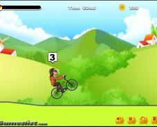 Игра Speed Demon — BMX Racing онлайн