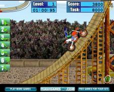 Игра Stunt Mania 2 онлайн