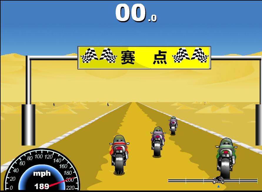 Игра Super Moto Bike онлайн