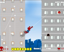 Игра The Amazing Spiderman онлайн