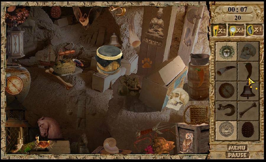 Игра Valley — Hidden Treasure онлайн