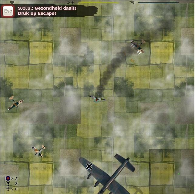 Игра Wings of War онлайн
