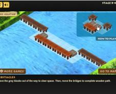 Игра Wooden Path онлайн