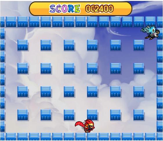 Игра Бомбы Наруто онлайн