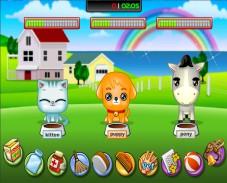 Игра Мои Любимые Питомцы онлайн