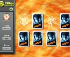 Игра Наруто на память онлайн