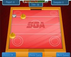 Игра Air Hockey онлайн