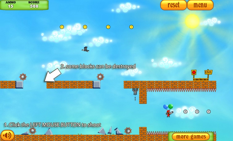 Игра Air Maze 2 онлайн