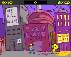 Игра Alien Hominid онлайн