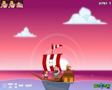 Игра Angry Pirates онлайн