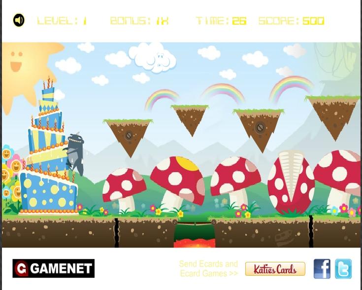 Игра Attack of the Cake Munchers онлайн