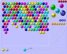 Игра Bubble shooter онлайн