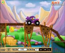 Игра Bumpy Racer онлайн
