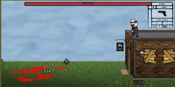 Игра Bunny Invasion 2 онлайн