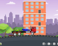 Игра Car Transporter онлайн