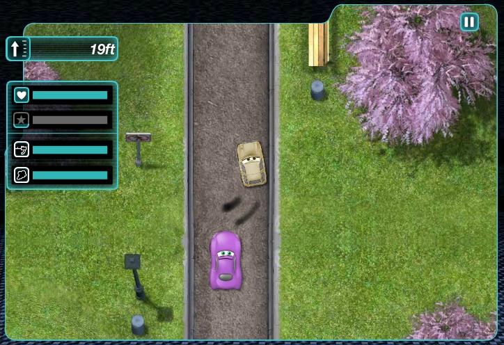 Игра Cars 2 онлайн
