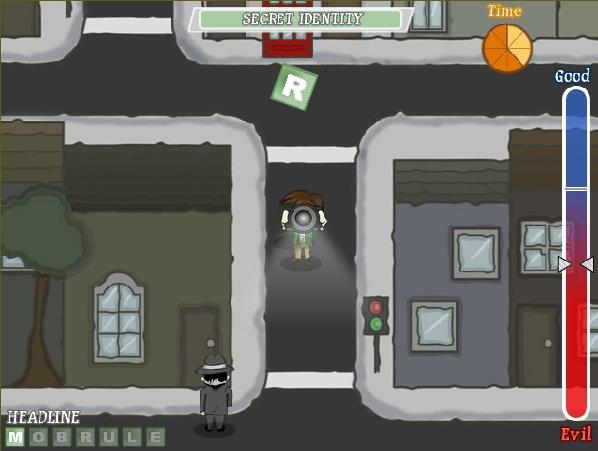 Игра City SuperHero онлайн
