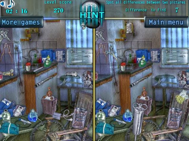 Игра Clinic Cleaner онлайн