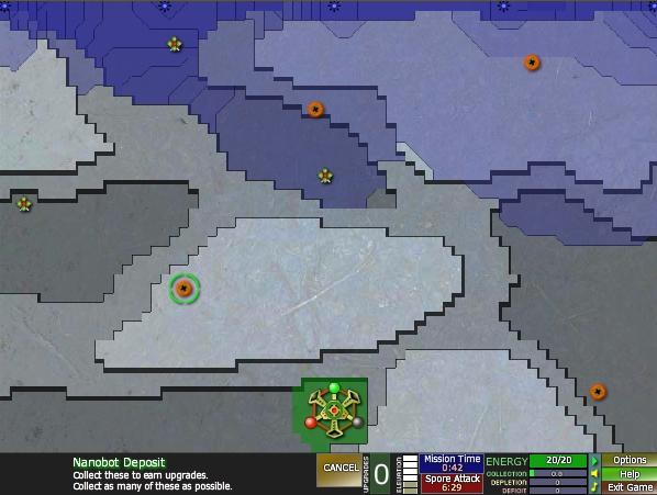 Игра Creeper World Evermore онлайн