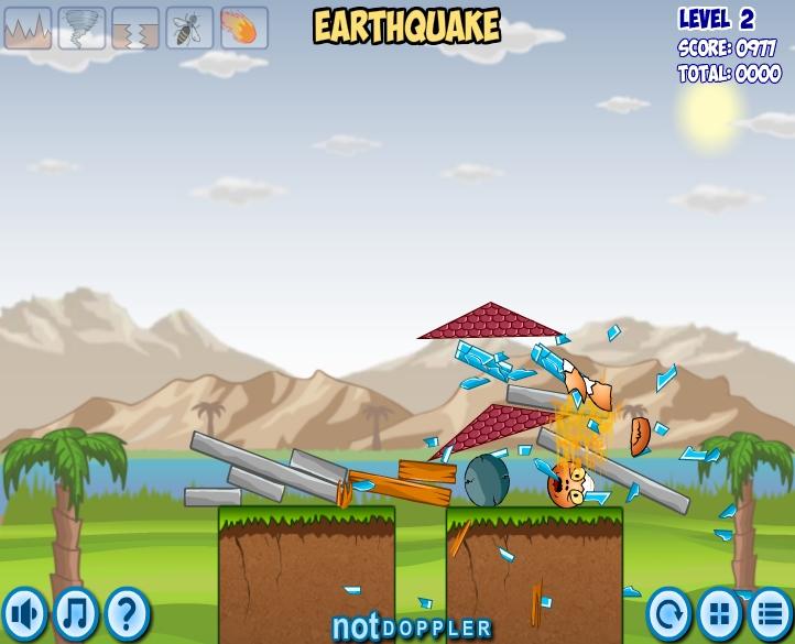 Игра Disaster Will Strike онлайн