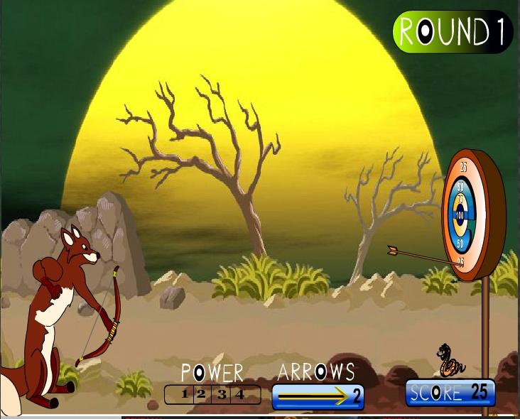 Игра Fire Fox онлайн