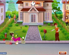 Игра Funny Neighbor онлайн