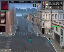 Игра Gangster War онлайн