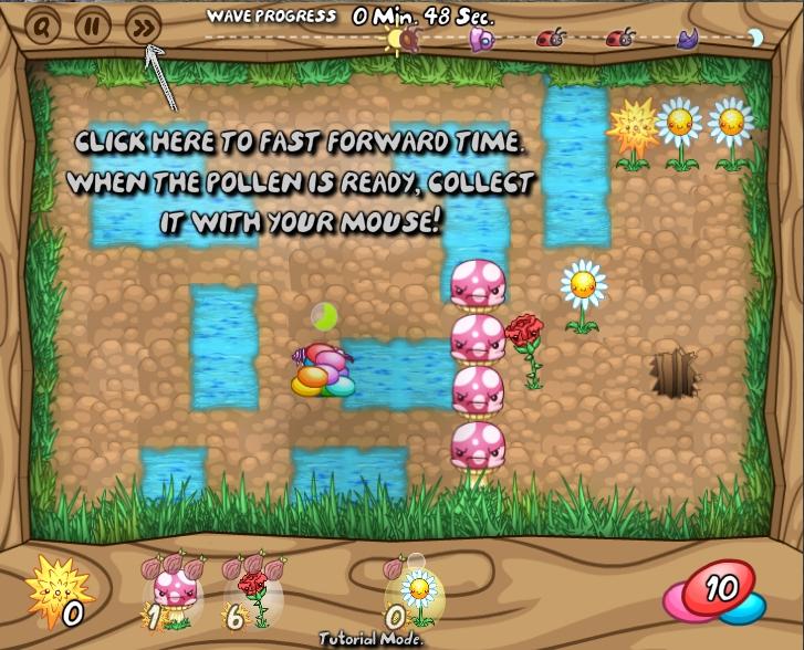 Игра Garden Guardians онлайн