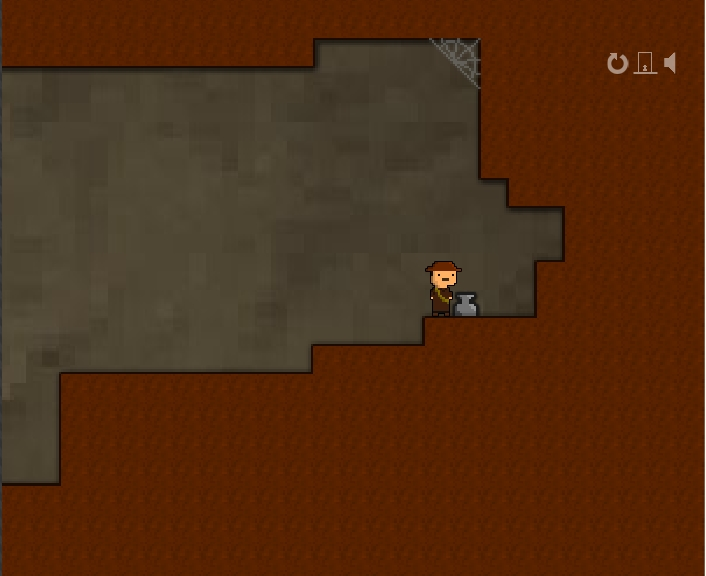 Игра Gem Cave Adventure онлайн