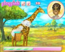 Игра Giraffe Zoo онлайн