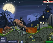 Игра Graveyard Racer онлайн