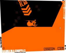 Игра Hanna in a Choppa 2 онлайн