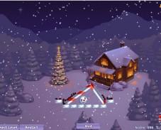 Игра Hide Snowman онлайн