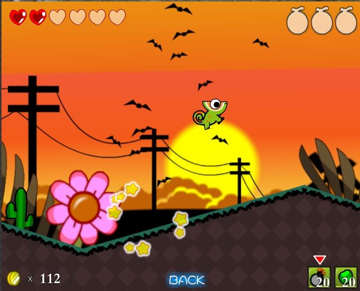 Игра Honeydew Melons Adventure 2 онлайн