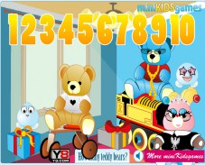 Игра How Many Teddy Bears онлайн