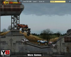 Игра Insane Truckers онлайн