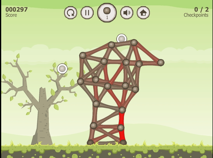 Игра Jelly Tower Four Seasons онлайн