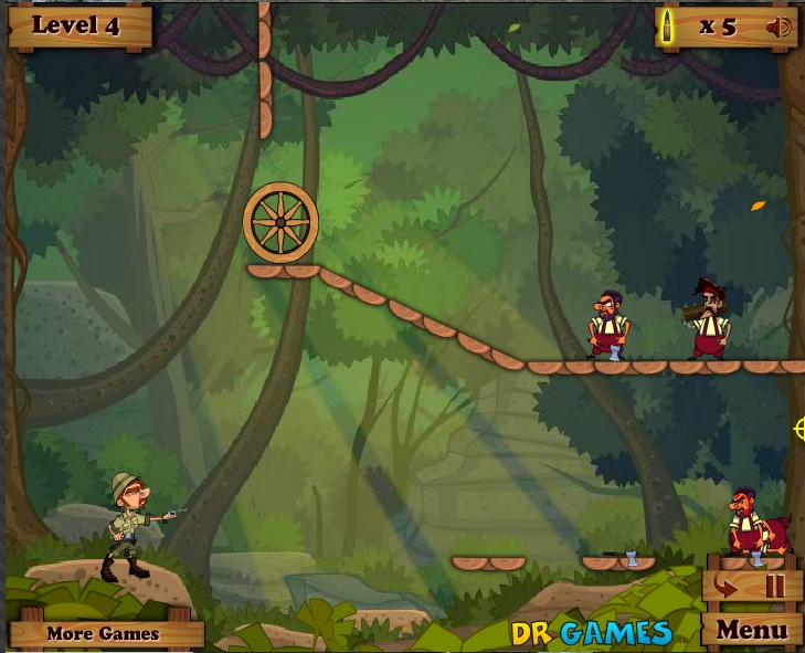 Игра Jungle Mafia онлайн
