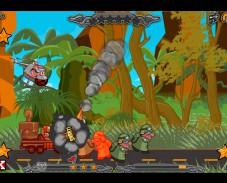 Игра Kamikaze Pigs онлайн