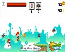 Игра Mario Amazing Jump онлайн