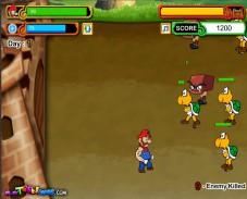 Игра Марио замок онлайн