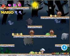 Игра Марио в облаках онлайн