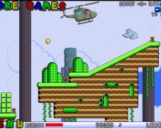 Игра Mario Helicopter онлайн