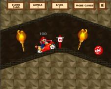 Игра Mario Ride 4 онлайн